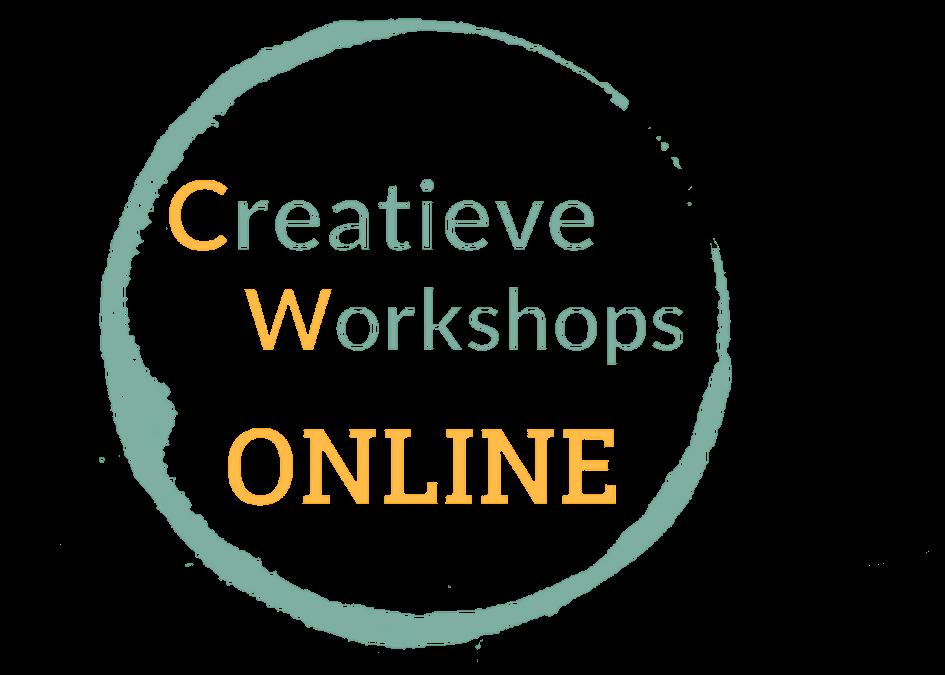 Creatieve Workshops Online DIY pakketten
