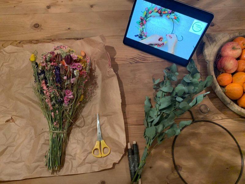 droogbloemen doe het zelf pakket
