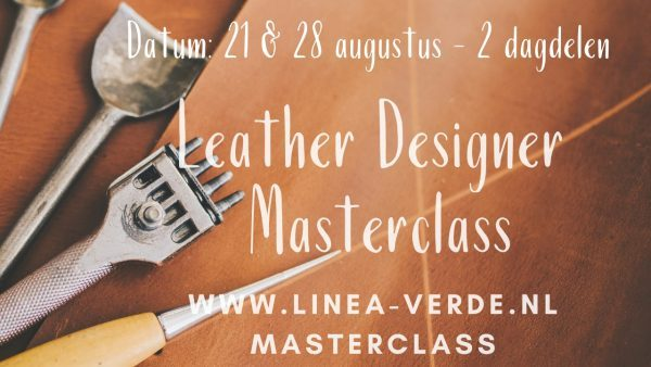 Masterclass leather designn